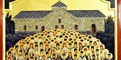 Светите Баташки мъченици (17.V) - исторически данни и карта