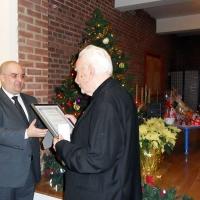 Отец професор Благой Чифлянов с почетна грамота от Р България_1